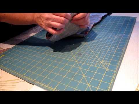 folding fabric for pillowcase