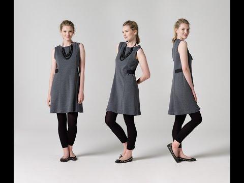 How to Make a Shift Dress   Teach Me Fashion