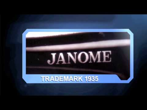 History of the Janome Sewing Machine Company