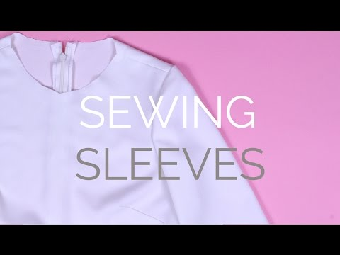 How To Insert a Sleeve with Anika of Made to Sew
