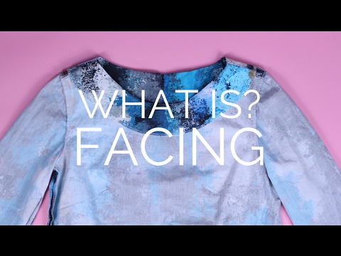 What is a Facing?