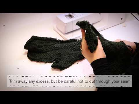 Learn How to Create Cozy Lined Mittens - 7th Bone Tailoring + Bernina