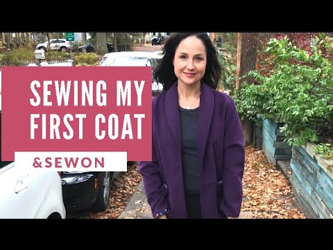 Sewing My First Coat