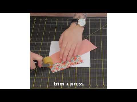 Beginner-friendly Foundation Paper Piecing
