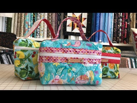 Sew Your Own Lunch Bag