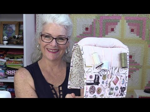 Sewing Arm Chair Caddy