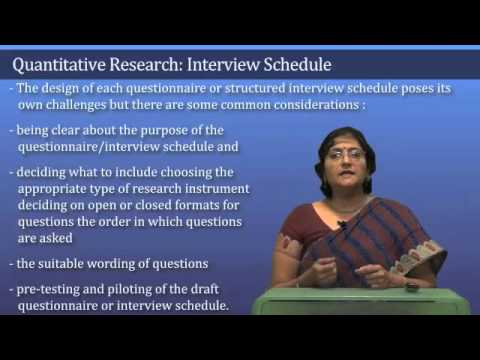 Prof Vibhuti Patel_Quantitative Research Interview Schedule 01