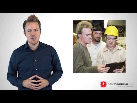 Safety Lessons with OSHAcampus.com - Filing a Complaint with OSHA