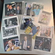 SELL-Nostalgia alert!!! 13 different signed 8x10s for $89 DLVD...just $6.85 each!