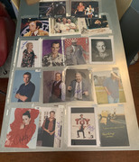 SELL-Nostalgia alert!! 17 different signed 8x10s for $109 DLVD...just $6.41 each!