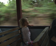 First train ride