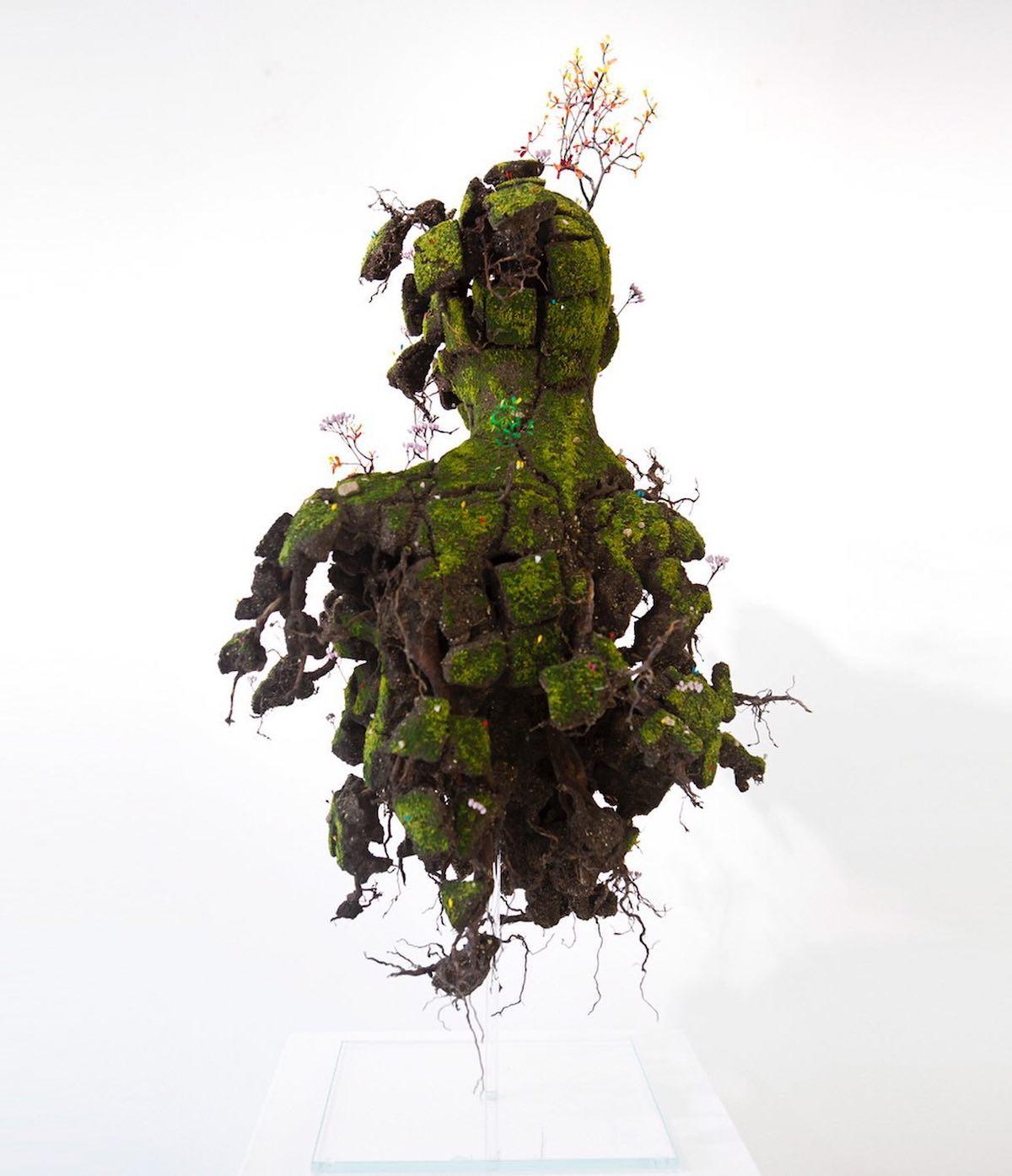 მწვანე მინდორი, მოლი, არტი, ხელოვნება, სკულპტურა, ბლოგი, Qwelly
