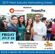 West Suburbs Summer Networking Soiree