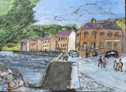 The quay, Ramelton Co Donegal