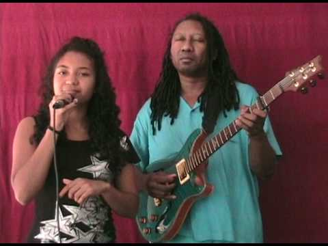 """Ride Like The Wind,"" Christopher Cross Lucia Jackson Vocals Ron Jackson Guitar Pop Rock Cover"