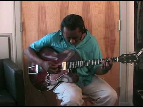"""""""Can't Help Falling In Love,"""" Elvis Presley Ron Jackson Solo Pickstyle  Fingerstyle  Folk Guitar #2 Cover"""