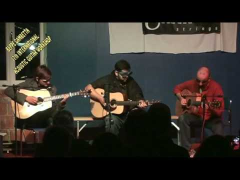 Foggy Mountain Special -- jammask 2009