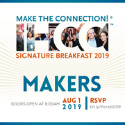 IHCC Make the Connection!® Signature Breakfast