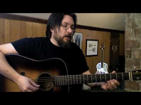 Bluegrass Guitar Lessons: G Position #7 Double Stops.m4v