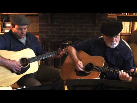 Heartaches By The Number (cover) - Monte Oberman & Kelley Hatlee