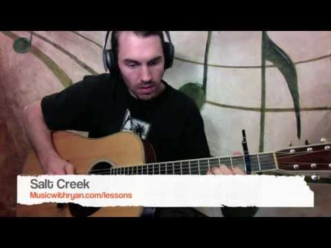 Salt Creek Guitar Lesson