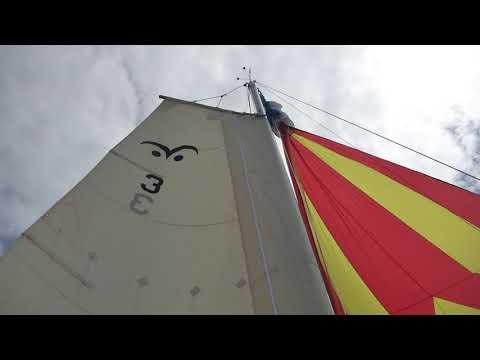 Second sail 2019 - Mana 24