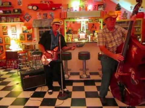 The Claytones -Honkytonk Man
