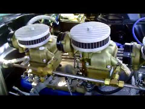 1968 inline six ford mustang.