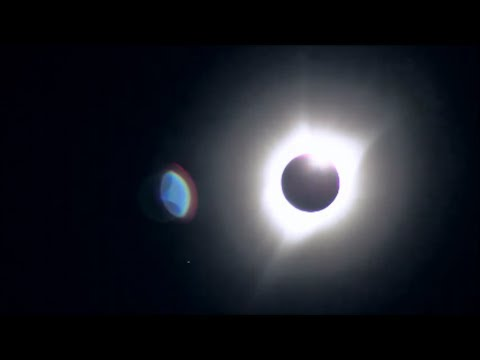 2017 Total Solar Eclipse at Tough Creek Campground Shoshoni, WY