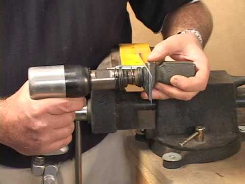 Aircraft Flush Riveting, RV Builder Basics