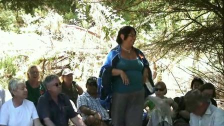 Ruth Tai speaks on Haka One Heart Journey with Drunvalo Melchizedek Rapa Nui 2008