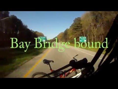 RV Road Trip Part 1 - RI to Williamsburg, VA - April 2016