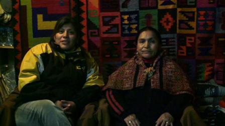 Julia De Flores Medicine Woman of Peru