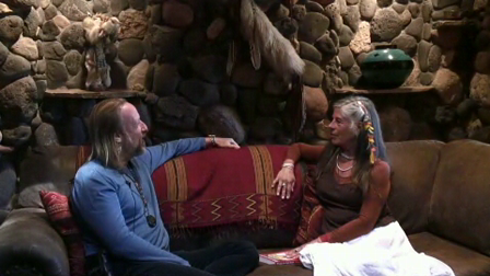 Wisdom of The Earth with Barry Kapp & Luzclara