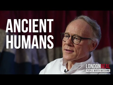 REVEALED: ANCIENT HUMANS OF NORTH AMERICA - Graham Hancock on London Real