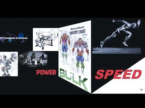 DIY POWER, BULK & SPEED Book Video