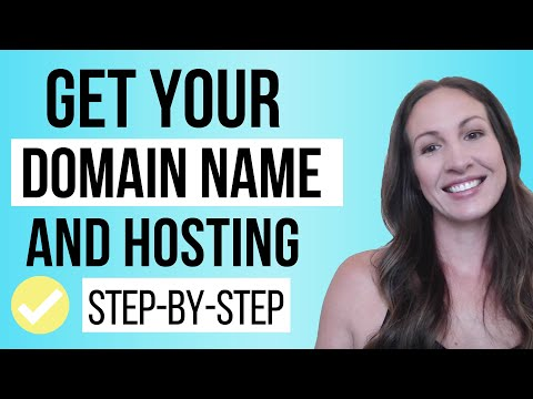 How to get a DOMAIN NAME and HOSTING for Your Website (What you NEED to Know before Buying)
