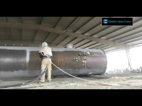 Sandblasting Process - Introduction, Materials& their Uses
