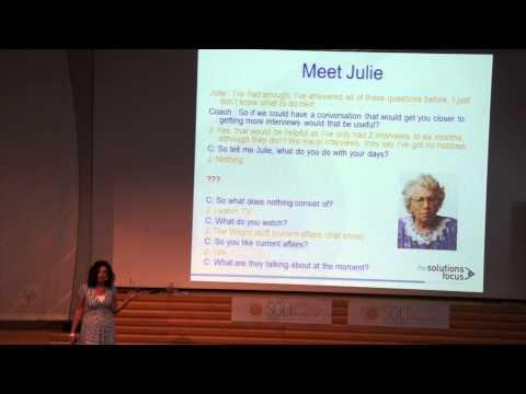 Words that change worlds - Janine Waldman