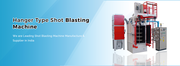 Hanger Type Shot Blasting Machine Manufacturers & Suppliers
