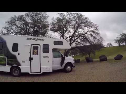 RV Trip in Northern California