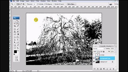 Grunge Text Effect Photoshop Tutorial