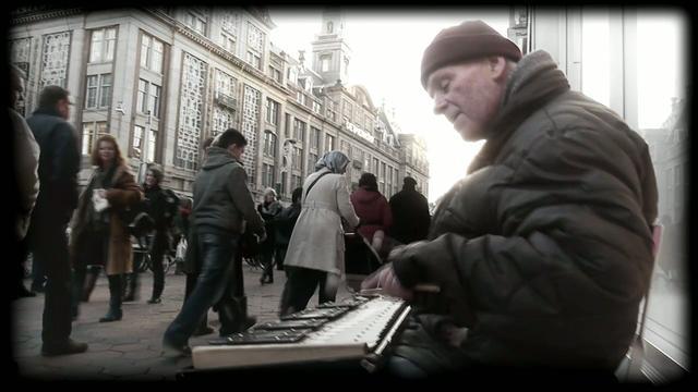 Kerstmis 2009 in Amsterdam