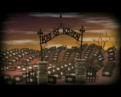 Kaf Of Koren | Uitverkoren