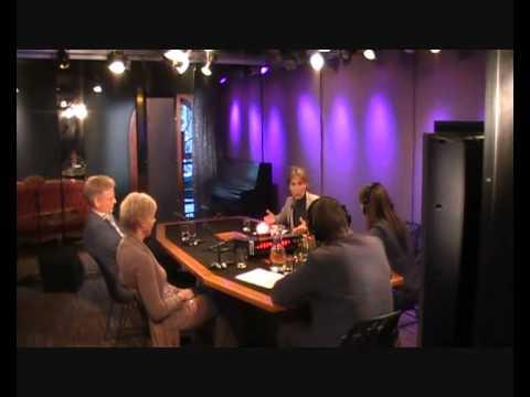 Patricia Steur live bij Radio 1 Pavlov