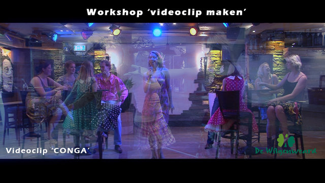 Workshop videoclip maken