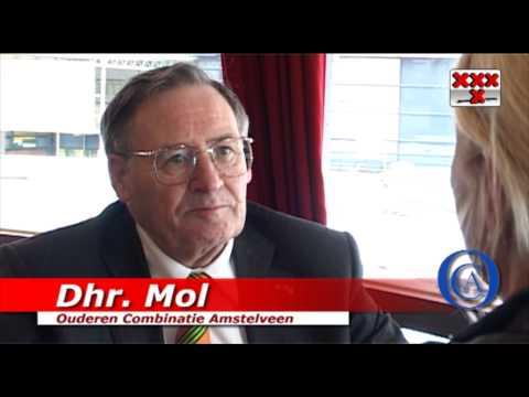 www.amstel1.tv - De Mol tweede kandidaat Ouderen Combinatie Amstelveen