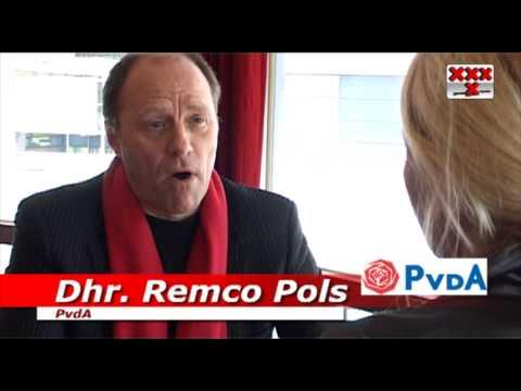 www.amstel1.tv - Remco Pols lijsttrekker Partij van de Arbeid