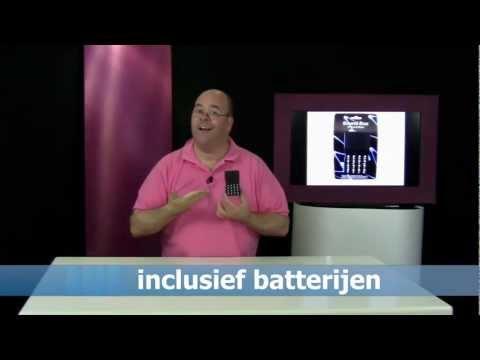 Product-demonstratie HHP Soundbox met web-video presentator Rene Kogelman