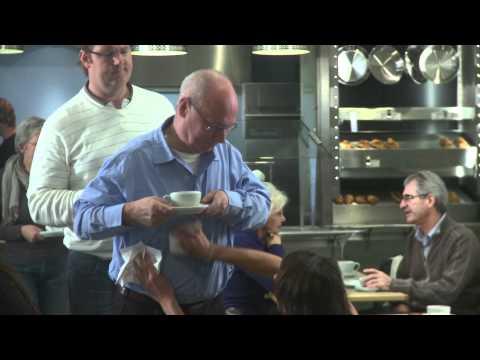 Zakkenrollen: Lunchroom